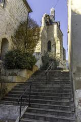 Petite ville, Bergerac en Dordaogne