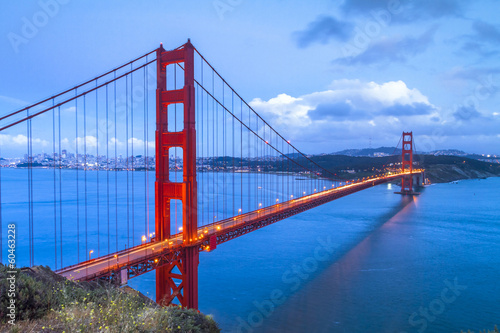 Most Golden Gate