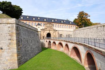 Citadelle Petersberg in Erfurt / Thüringen