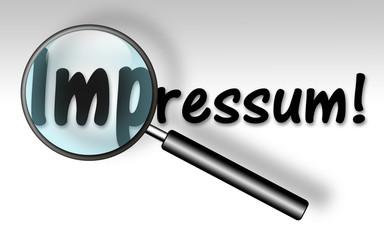 Lupe - Impressum