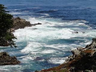 Pebble Beach Waves