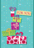 greetings card for shopping lovers