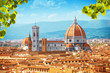 canvas print picture - Basilica di Santa Maria del Fiore