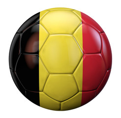 Belgium Flag Football
