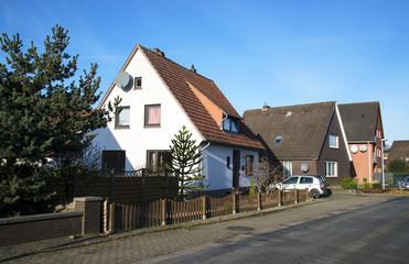 Улица в Германии