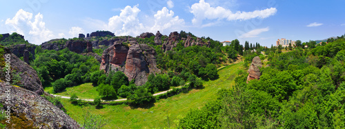 Belogradchik Rocks formation, Bulgaria