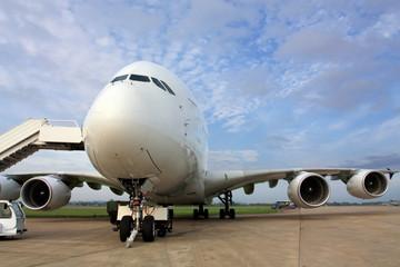 Passenger aircraft A 380