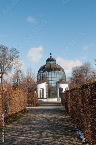 Das Taubenhaus bei Schloss Schönbrunn