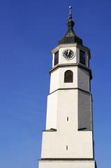 Sahat kula (clock tower)