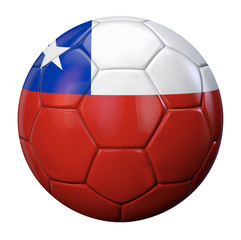Chile Flag Football