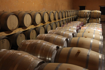 barrique de vin