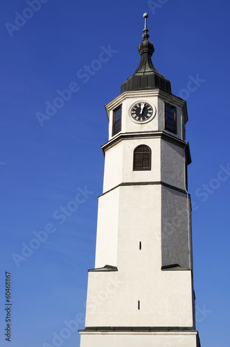 Sahat kula (clock tower)