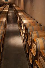alignement de vin