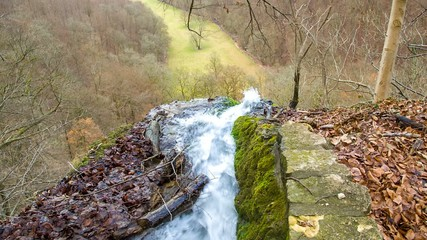 Bad Urach waterfalls, Germany