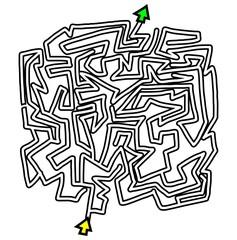 Nice maze