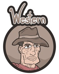 Emblem westerm