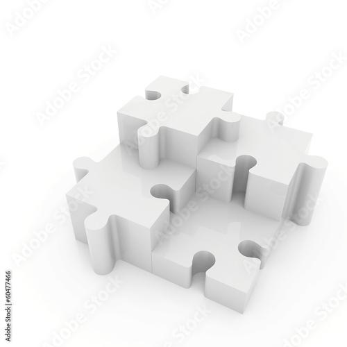 puzzlespielstuckabbildung-auf-dem-weis-getrennt