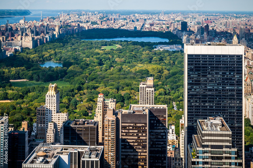 canvas print picture Central Park