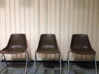 tre sedie