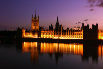 Houses of Parliament, London, UK