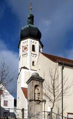 Kirche in Lupburg