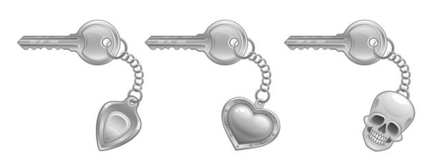 Keychain set