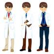 Professional Doctor Posing