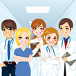 Medical Team Professionals