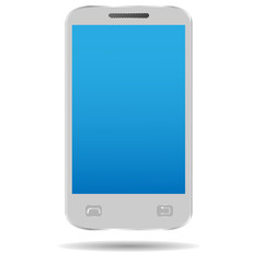 Smart Mobile Phone. Vector illustration EPS-10.