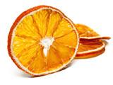 Getrocknete Apelsinenscheiben
