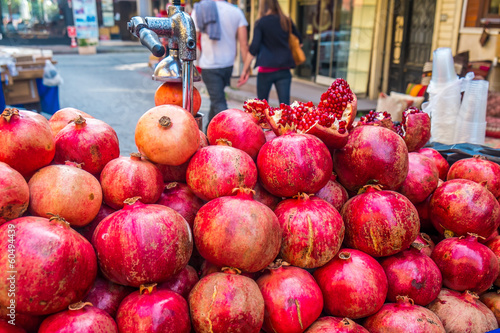 Turkish pomegranate juice