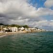 Küste von Sitges