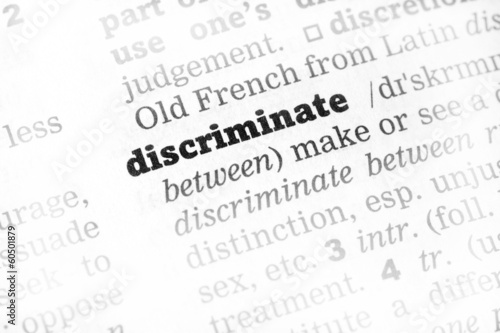 Discriminate  Dictionary Definition