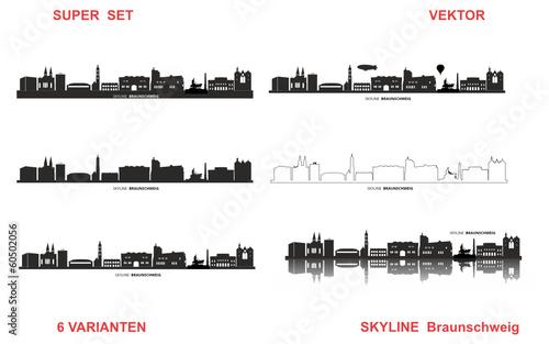 Skyline Braunschweig - 60502056