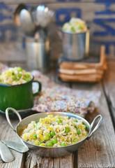 barley groat risotto