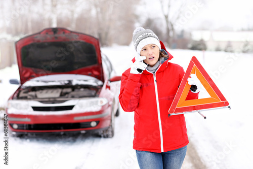 Car trouble - 60504047