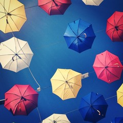 Decorative umbrellas
