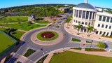 Downtown Doral Miami aerial footage