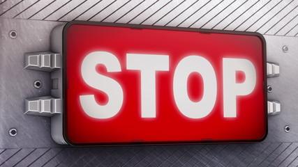 Stop. Looping.
