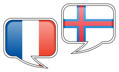 French Faroese Conversation