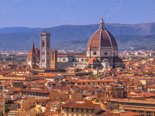 Historic city of Florence