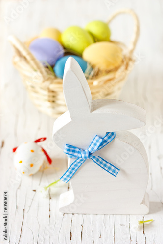 Easter time.