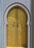 Moroccan golden door