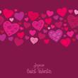Постер, плакат: Saint Valentin
