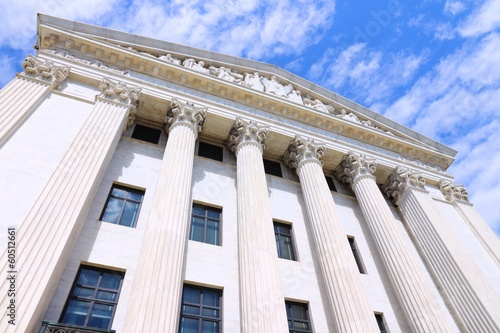 Washington DC - Supreme Courthouse