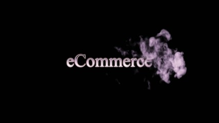 eCommerce Smoke Animation