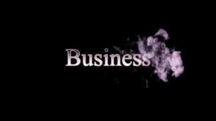 Business Smoke Animation