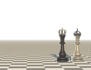 beautiful abstract strategy sepia concept