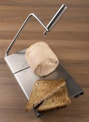 foie gras cutter