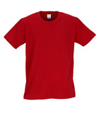 Red T-Shirt /clipping path